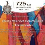 Energia Pasteli – promocja albumu malarstwa Ryszarda Miłka