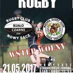 Mecz Rugby Biało-Czarni NS vs. Wataha Zielona Góra