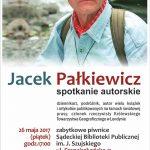 Spotkanie z Jackiem Pałkiewiczem