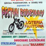 [Stara Wieś]: Festyn Rodzinny