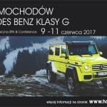 [Piwniczna]: Zlot samochodowy Mercedes Benz klasy G