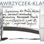 Wawrzyczek – Klasik w Małej Galerii