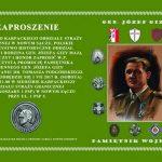 Gen. Józef Giza Pamiętnik Wojenny