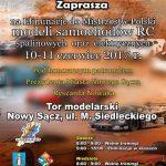 Eliminacje Mistrzostw Polski modeli samochodów RC