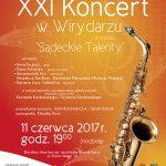 XXI Koncert w Wirydarzu