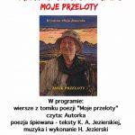 [Muszyna]: Promocja tomiku poetyckiego oraz spotkanie autorskie z Krystyną Alicją Jezierską