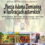 [Muszyna]: Poezja Adama Ziemianina w ilustracjach autorskich