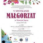 V Spotkanie Małgorzat