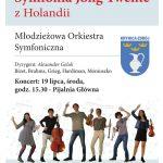[Krynica – Zdrój]: Symfonia Jong Twente