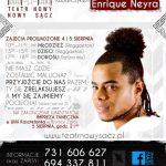 Teatr Nowy & Studjo Art Dance zapraszają na wakacyjne warsztaty taneczne z Enrique Neyra