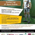[Podegrodzie/Jazowsko/Brzezna]: Puchar Ligi ŁF Sport Events
