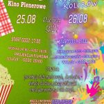 Festiwal Kolorów, piknik i kino plenerowe z Młodymi Aktywnymi Sądeczanami