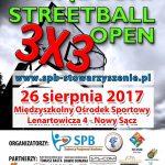 IV Sądecki Streetball 3×3 open