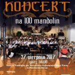 [Piwniczna-Zdrój]: X Nadzwyczajny Koncert na 100 mandolin