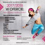WirDance zapisy na zajęcia taneczne dla dzieci, młodzieży i dorosłych 2017/2018