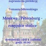 [Muszyna]: Moskwa i Petersburg – rosyjskie stolice