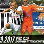 MKS Sandecja Nowy Sącz vs. Termalica Bruk – Bet Nieciecza