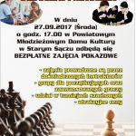 [Stary Sącz]: Zajęcia szachowe