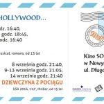 Tanie Wakacyjne Podróże Filmowe: Do Hollywood….