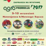 [Nawojowa]: XXVII Międzynarodowa Wystawa Rolnicza AGROPROMOCJA 2017