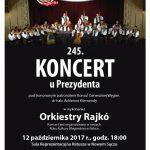 245. Koncert u Prezydenta