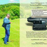 [Krynica – Zdrój]: Łemkowskie Wspomnienia – spotkanie autorskie z Antonim Krohem