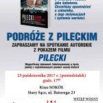 [Stary Sącz]: Podróże z Pileckim