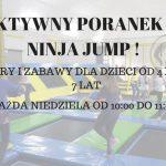 Niedzielny poranek w Ninja Jump?