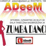 ADeeM zaprasza: Zumba Dance oraz YOGA