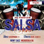 Salsa Cubana – Szkoła Tańca Wir Dance zaprasza na zajęcia