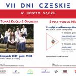 Dni Czeskie wNowym Sączu
