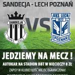 MKS Sandecja Nowy Sącz vs KKS Lech Poznań