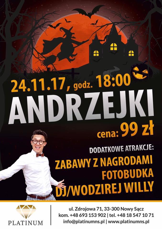 Andrzejki Nowy Sącz