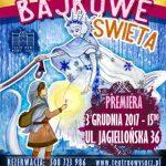 Przepis na bajkowe Święta – niedzielne spektakle w Teatrze Nowym