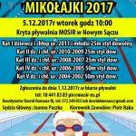 Zawody Pływackie – Mikołajki 2017