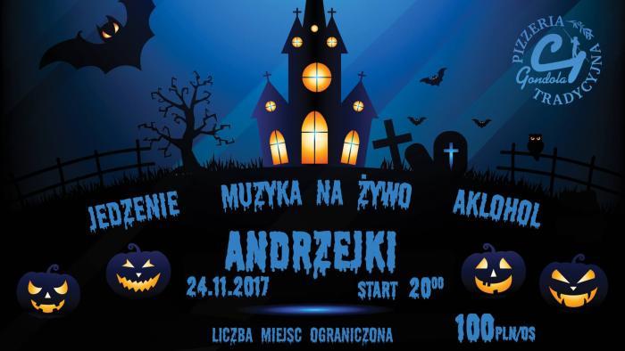 Andrzejki 24 listopada Gondola