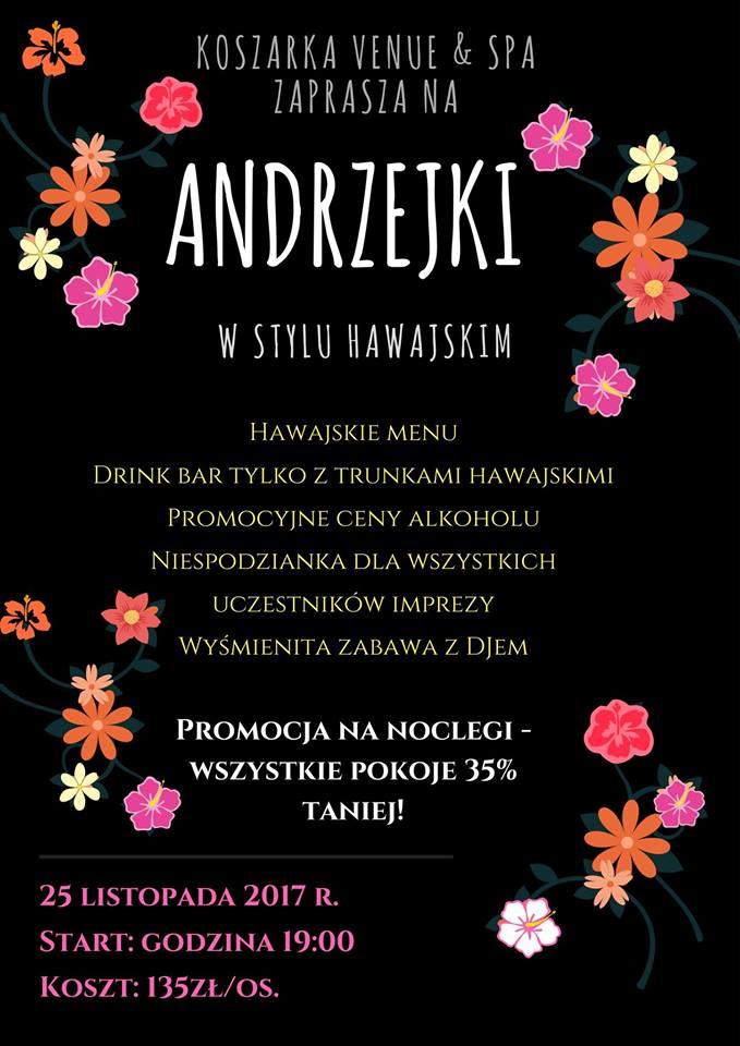 Andrzejki Gródek
