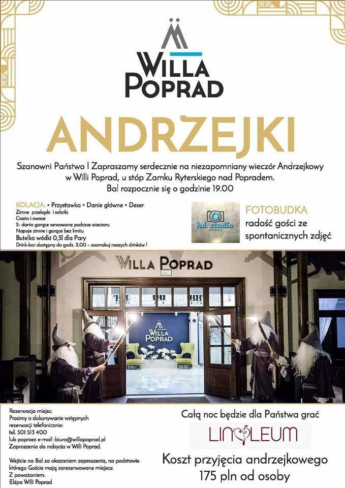 Andrzejki Rytro