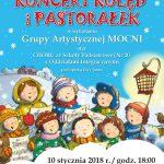 Koncert Kolęd i Pastorałek w MOK