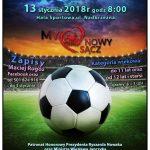 Turniej Piłki Nożnej o Puchar Grupy My Kochamy Nowy Sącz