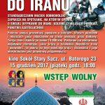 [Stary Sącz]: Motocyklem do Iranu