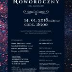 Weekend 12 – 14 stycznia 2018 r.