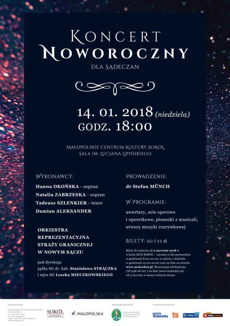 2018.01.14 Koncert Noworoczny