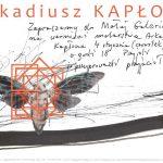 Arkadiusz Kapłon – malarstwo