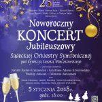 Noworoczny Koncert Jubileuszowy