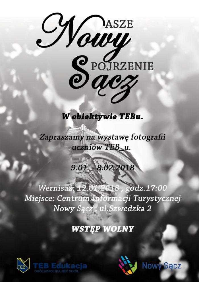 Plakat NOWY SACZ 2017 wystawa_1