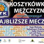 STK zaprasza na mecze koszykówki