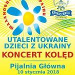 [Krynica – Zdrój]: Koncert kolęd w Pijalni