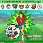 I Międzynarodowy Halowy Turniej Piłki Nożnej Dziewcząt