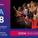 Weekend 19 – 21 stycznia 2018 r.